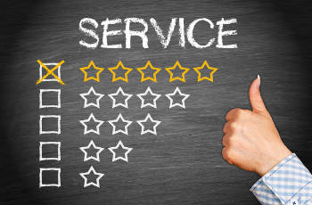 Client Satisfaction - 5 Star Rating